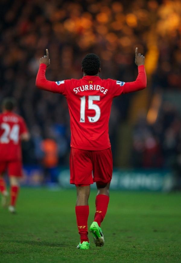 Liverpool v Mansfield Town 6th January 2013 Photo Gallery