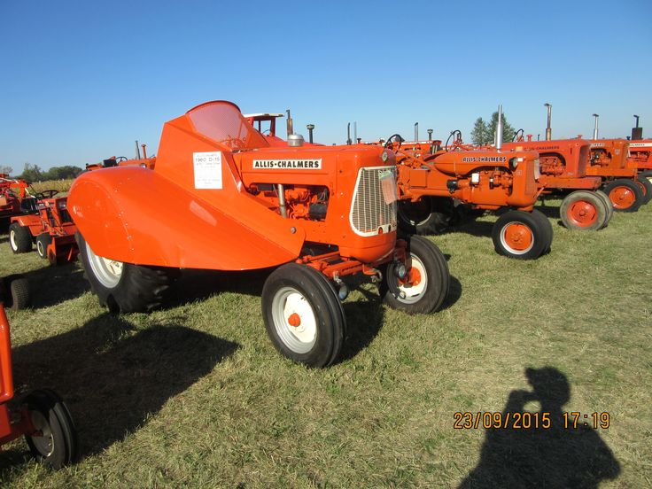 Ford Orchard Tractor : Allis chalmers d orchard tractor