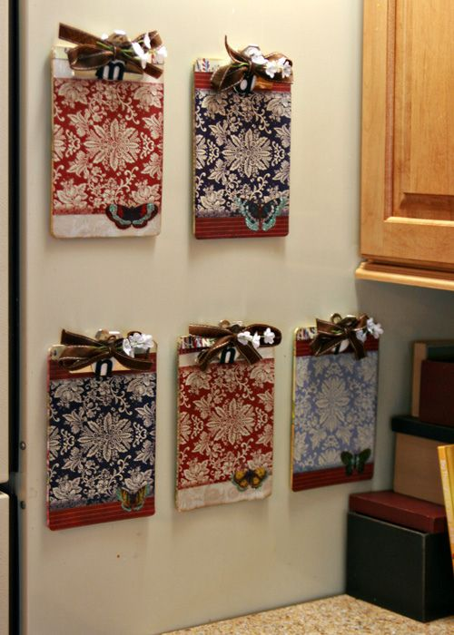 clip boards for paper clutter