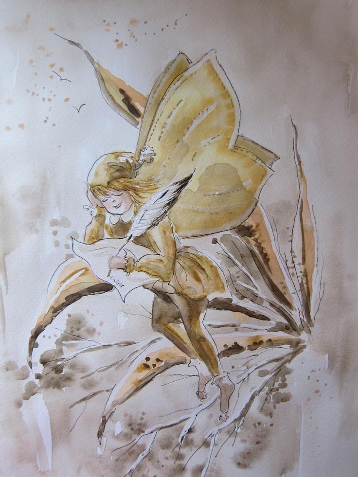 Cameleon Fairy Boy