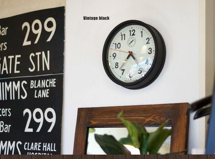 ハンフォードウォールクロック 掛時計 BIMAKES 全3色 送料無料 デザイナーズ家具 デザインインテリア雑貨 BICASA(ビカーサ) 送料無料 家具通販 激安ショップクロック・ウォッチ掛時計