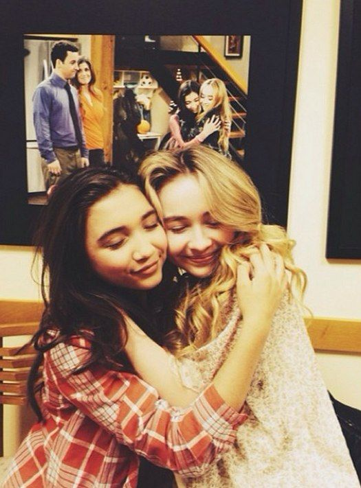 Rowan Blanchard And Sabrina Carpenter Texas Meet And Greets June 2014