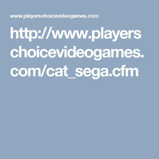 http://www.playerschoicevideogames.com/cat_sega.cfm