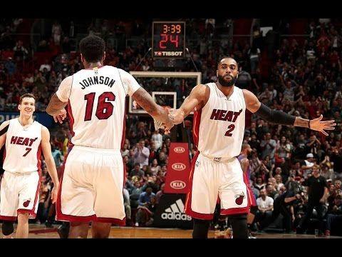 Miami Heat vs Detroit Pistons   Full Game  28 01 17