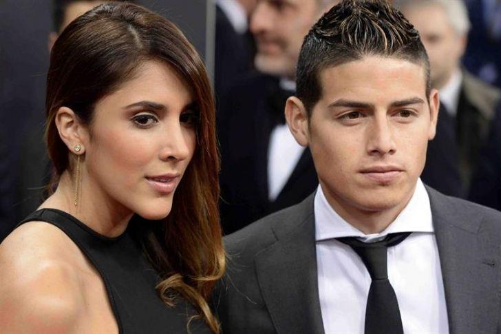 James Rodríguez y la modelo Daniela Ospina anuncian su separación