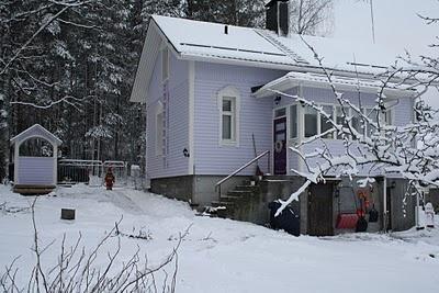 vanhat talot on ihania