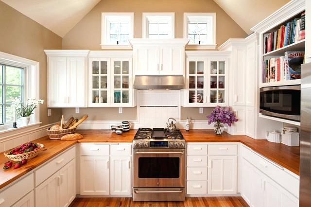 Pine Countertops Cape Cod White Kitchen With Pine Farmhouse Kitchen Making Wooden Countertops Knotty Pine C Kitchen Remodel Kitchen Design Small Kitchen Marble