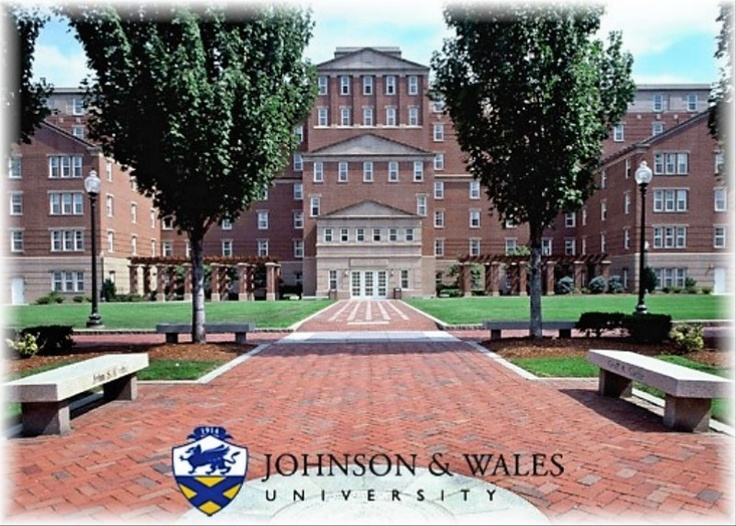 Johnson and Wales University, Providence, Rhode Island - graduated one Network Engineer