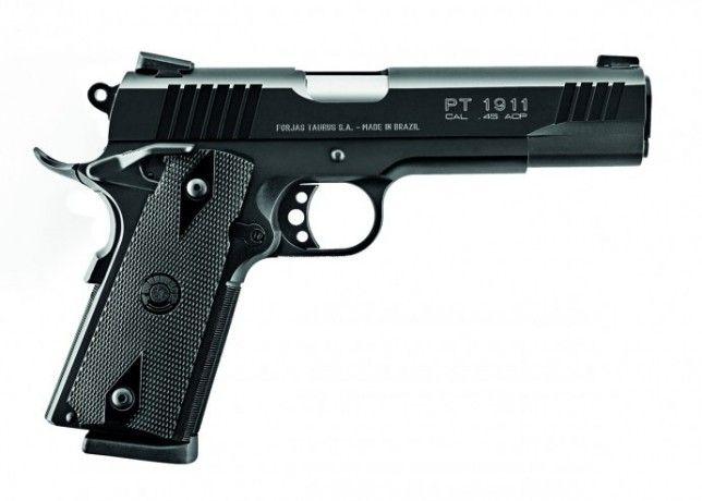 Pistola Taurus 1911 - Pistolas - Taurus Armas
