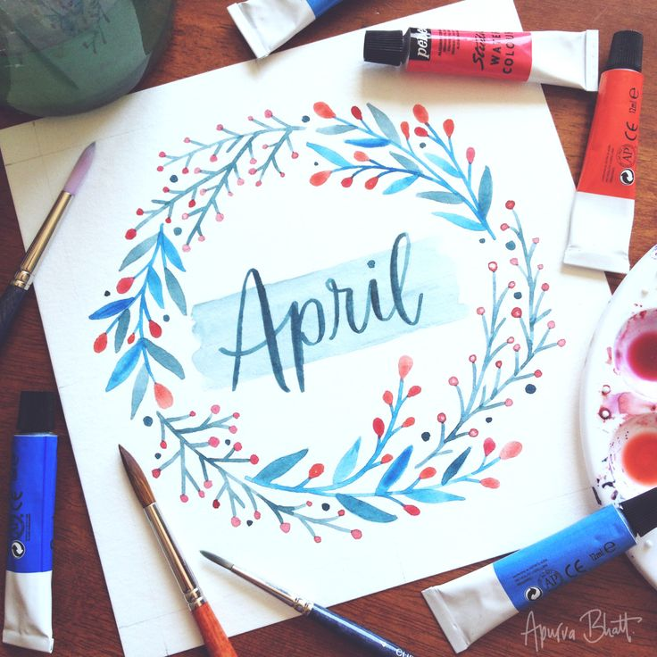 Letter It Calendar - AprilI may have ignored the birthstone for this month. I don't think I could do diamonds justice. This still looks pretty though.7.10.2015—Etsy  |  Society6  |  Instagram  |  Casetify  |  Commissions