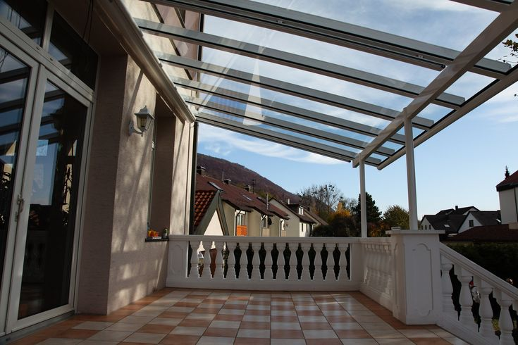 Terrassendach Elegant-Line