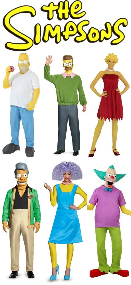 Of course The Simpsons are timeless, but we have brand new and exclusive Simpsons costumes for 2015 in particular! Find them on our site - not at the Kwik-E-Mart!