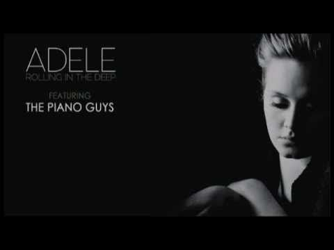 Adele feat. The Piano Guys - Rolling in the Deep [mashup]