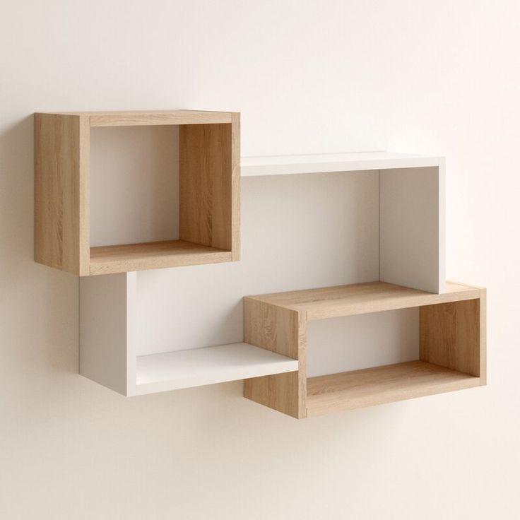 Schweberegal Wallaston in 2020 | Shelf decor bedroom ...