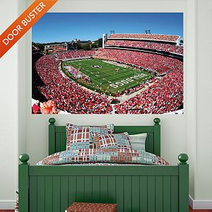 17 best images about ga room on pinterest green bay for Georgia bulldog bedroom ideas