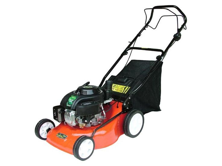 Best commercial 40cm Push Petrol Lawn Mower with Plastic ...