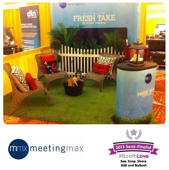 13 best summit off site 2016 images on pinterest event for Trade show poll booth