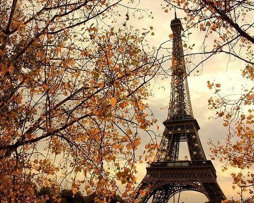 Paris and fall