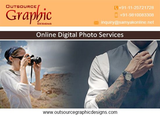 We offer online digital photo services as per client requirements. Our experts have many years of experience to make photos better. Also our experts can provide smart advice for old photos or images. Contact us for online digital photo Services today.