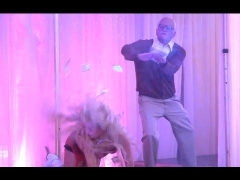 Jackass Presents Bad Grandpa - Official Trailer . Just saw this commercial, the pageant scene is OMG!