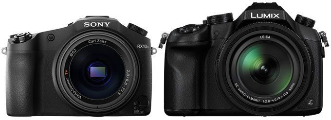 Sony RX10 III vs. Panasonic FZ1000