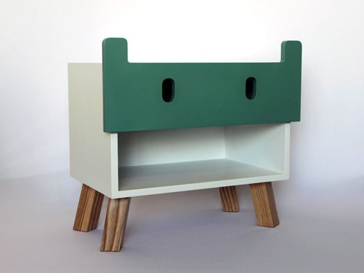 Mostros collection for kids by Oscar Nuñez