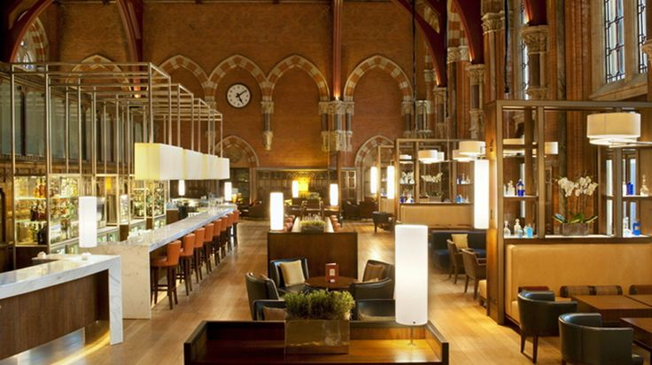 Social Concierge » Dating, Drinking & Dining in London » The Booking Office at St Pancras, Kings Cross