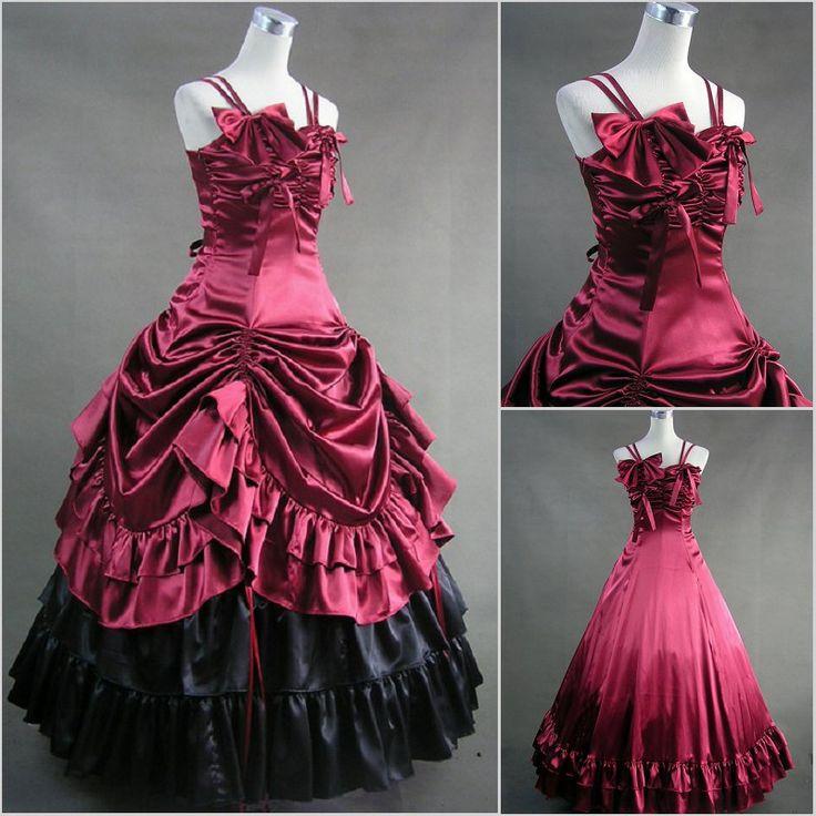Discount Renaissance Gothic Lace Plus Size Wedding Dresses: 17 Best Southern Belle Gowns Images On Pinterest