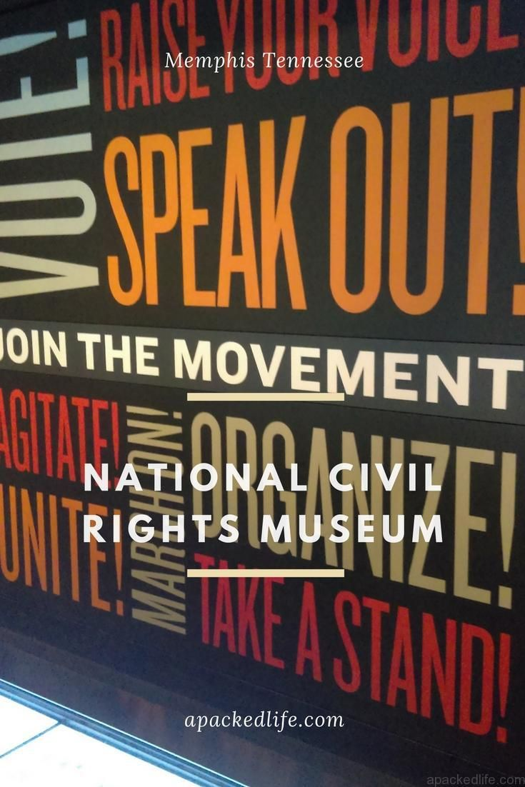 National Civil Rights Museum - Speak Out - Join the Movement