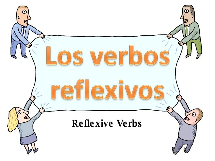 reflexive-verbs-in-spanish by Seema Sumod via Slideshare