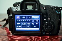 Beginner Tip: How to Use the Canon Quick Menu to Change Camera Settings