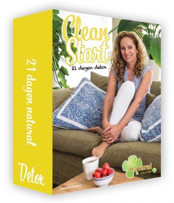 Clean Start is meteen een goede start naar een gezondere natuurlijke levensstijl.  -