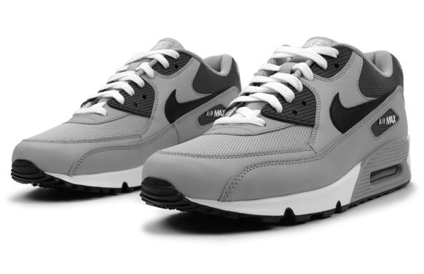 """Nike Air Max 90 """"Wolf Grey/Black/Midnight Fog"""""""