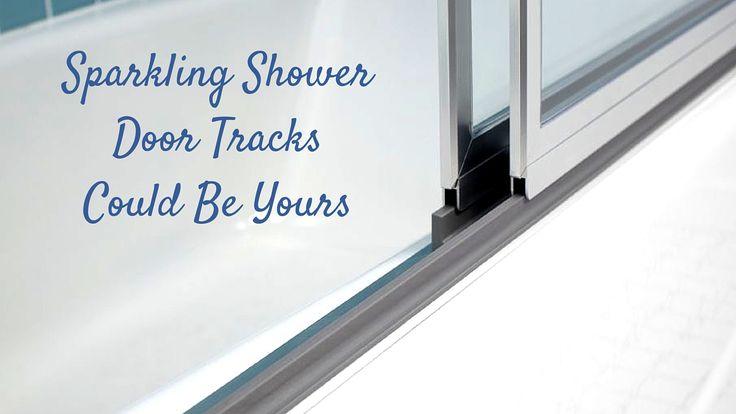 Best Way To Clean Shower Door Tracks