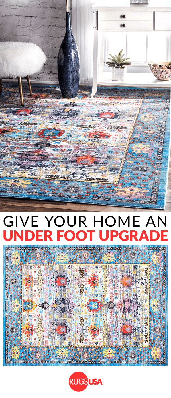 Add a splash of vibrant and contrasting colors to your living space with hand-tufted, colorful rugs. Rugs USA houses the largest collection of rugs in every color, size and pattern to match your home d�cor. Shop the latest styles and outfit your home today.