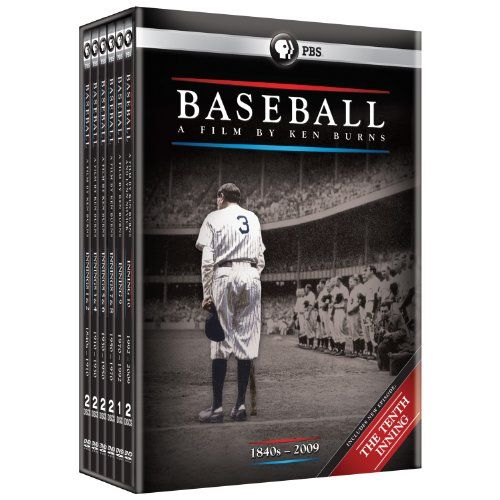 Baseball: A Film by Ken Burns (Includes The Tenth Inning) $51.99