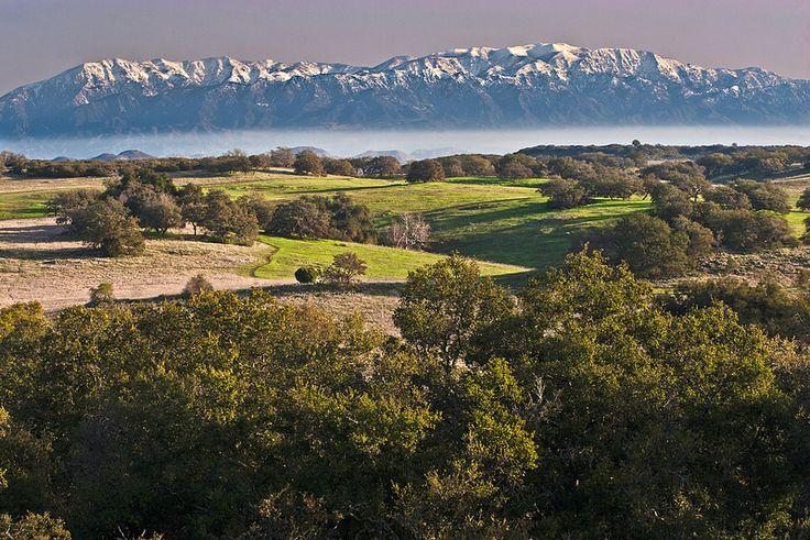 Santa Rosa Plateau, Riverside County, California