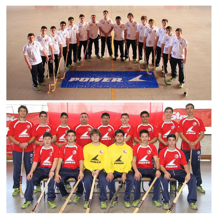 We are proud supporters of Chilean U20 National Hockey Team. They're already in Spain ready to bring the Wold Cup back to Chile! Go #TeamPower! #PlayOn