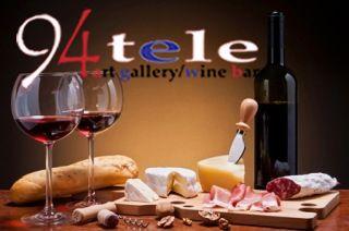 www.94tele.com Wine Bar Galleria Arte Roma Rione Monti