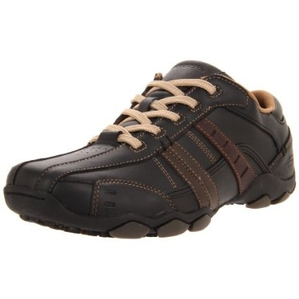 Sketchers Brown Golf Shoes