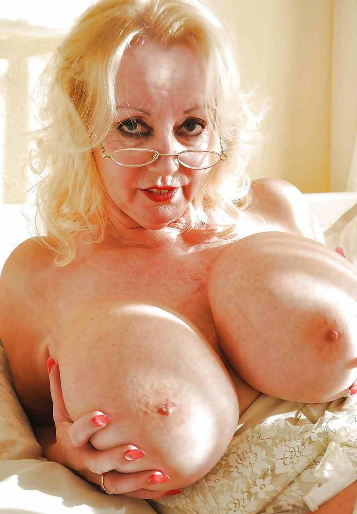 great mature tits