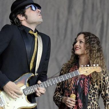 Matthieu Chedid -M- & Vanessa Paradis