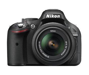 Nikon Netherlands - Digitale camera's - Spiegelreflex - Consument - D5200 - Digital Cameras, D-SLR, COOLPIX, NIKKOR Lenses