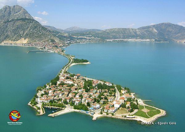 ISPARTA, Eğirdir Lake