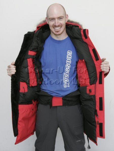 Зимняя куртка сноу мантра
