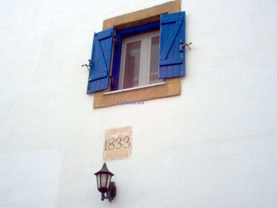 Blue summer travel photo print Greece  Kythira blue by prosinemi, €17.00