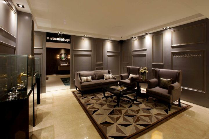 Le Chateau Living Store by Metaphor Interior, Jakarta – Indonesia » Retail Design Blog
