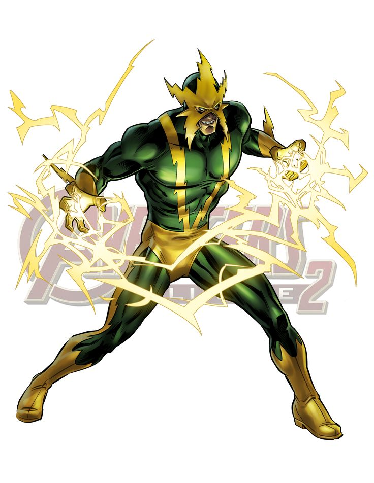 Electro | Marvel: Avengers Alliance 2