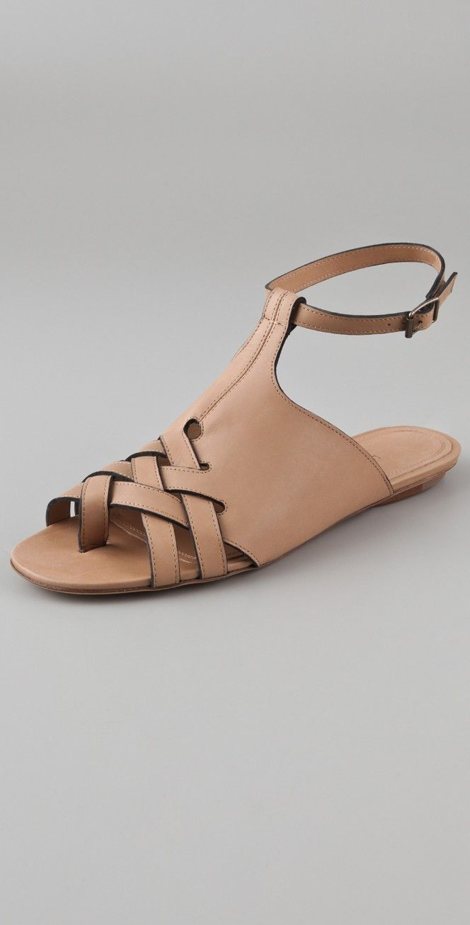 Derek Lam Elan Flat Sandals | SHOPBOP