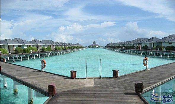 أسباب مذهلة لزيارة منتجع جزيرة الشمس في المالديف منتجع صن آيلاند هو أكبر منتجع خاص للجزر في جزر المالديف الفاخرة ويتك Sydney Opera House Outdoor Outdoor Decor